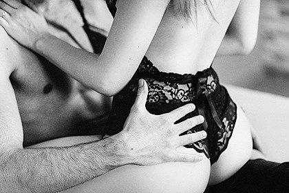 Интимные ласки и прикосновения