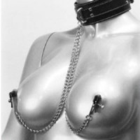 Секс прибор для оттяги сосков
