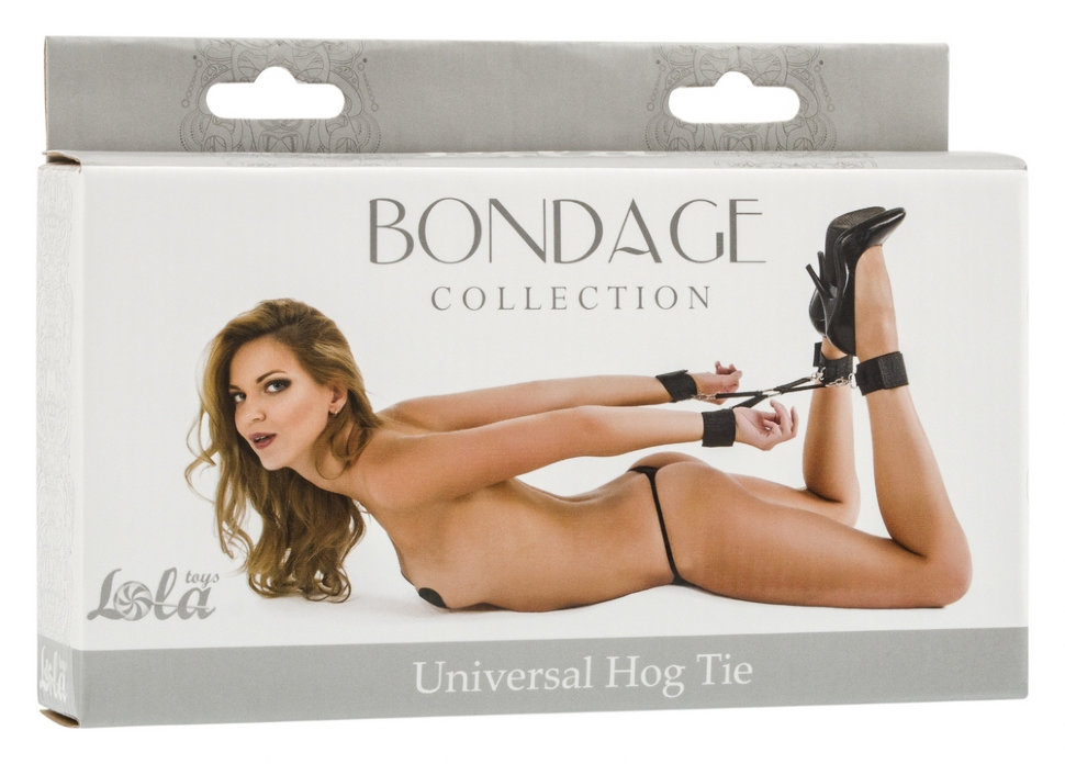 Фиксатор Bondage Collection Universal Hog Tie XL фото 1 — Твой Каприз
