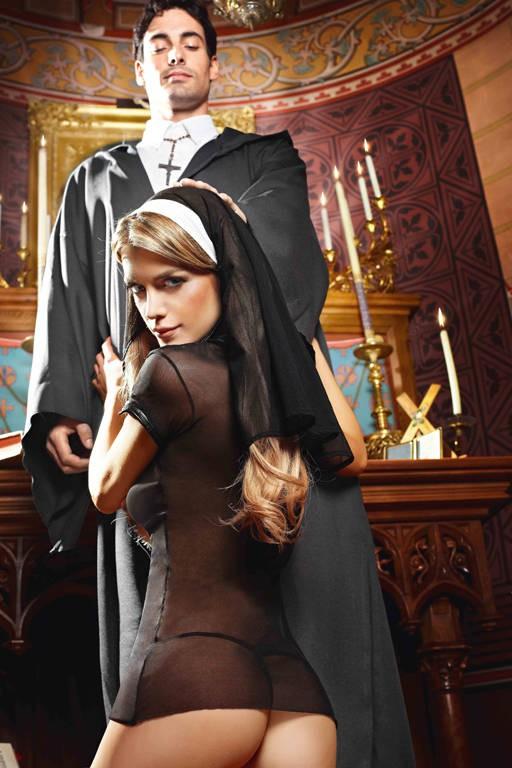 эротичные монашки фото