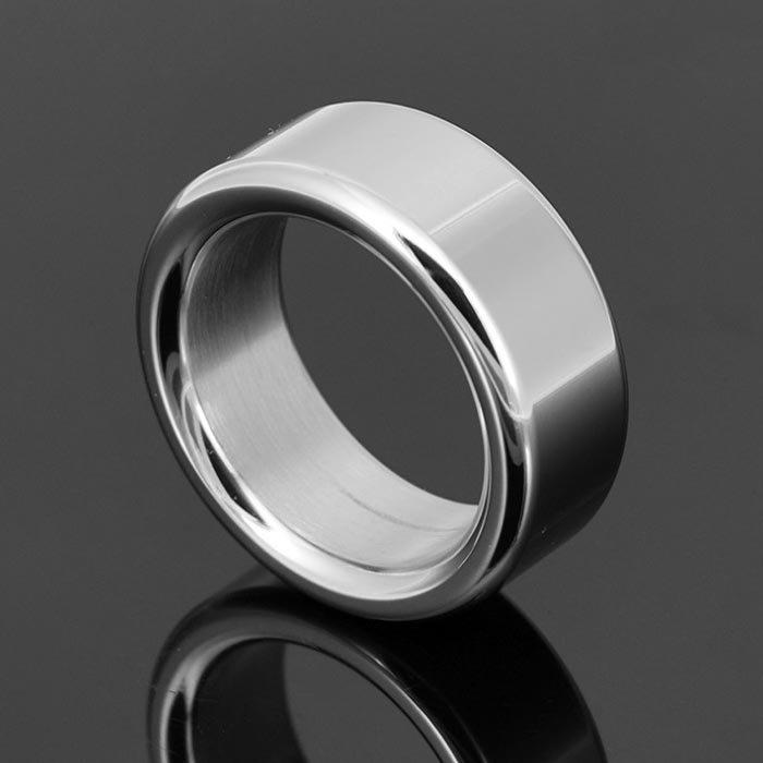 металлические кольца на пенис и мошонку-дх1