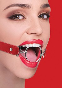 Кляп OUCH! Ring Gag XLRed